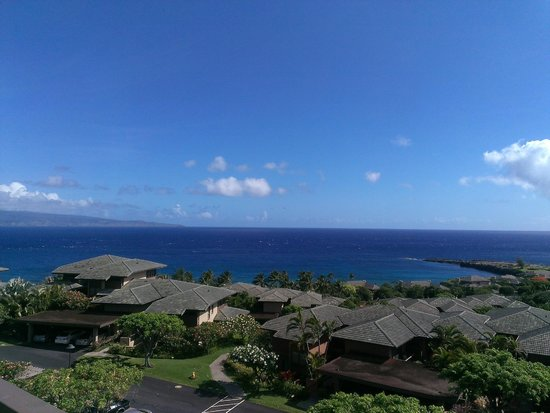 The Kapalua Villas, Maui: View from Room