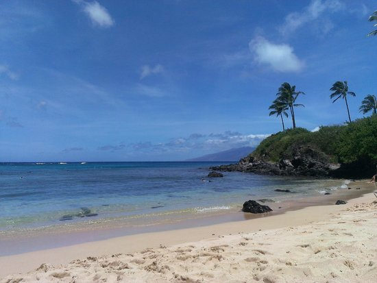 The Kapalua Villas, Maui: Beach