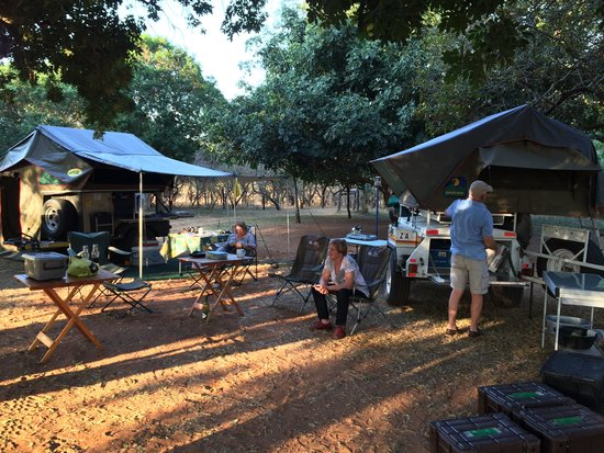 Bushbaby Lodge & Camping: Camp site