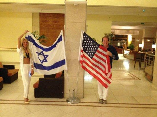 Sheraton Tel Aviv Hotel: Lobby