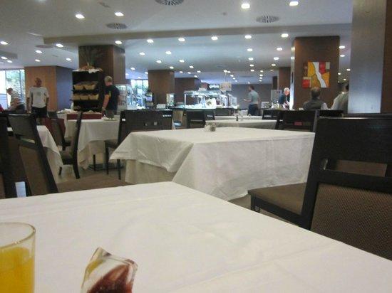 Gran Cervantes by Blue Sea: dinning & breakfast restaurant