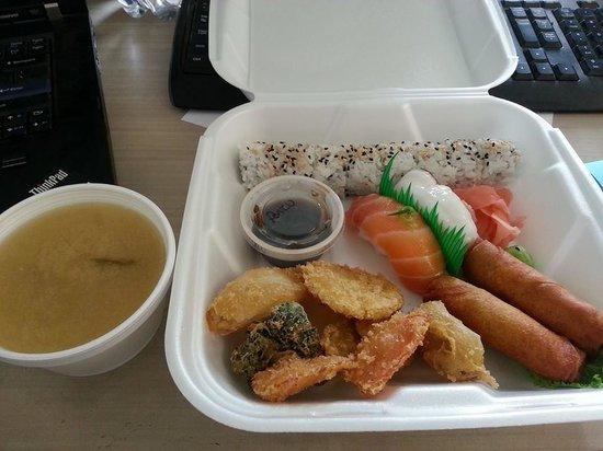 Zanmai sushi japanese restaurant 140 n 7th st in for Asian cuisine lander wy
