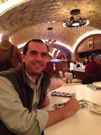 Grand Central Terminal: Oyster bar