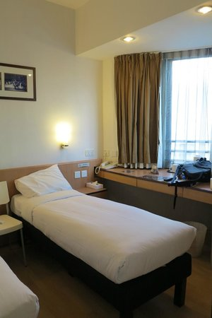 Ibis Hong Kong North Point: Small but Cozy