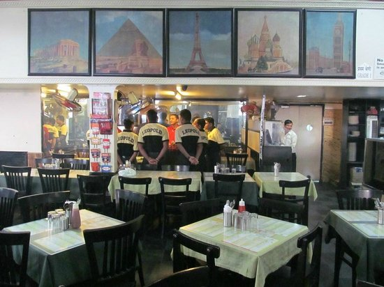 Leopold Cafe and Bar : 2