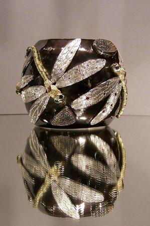 Castor Jewelry : Dragon Cuff by Tom Castor
