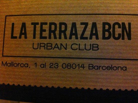 Expo Hotel Barcelona: Bar terraza