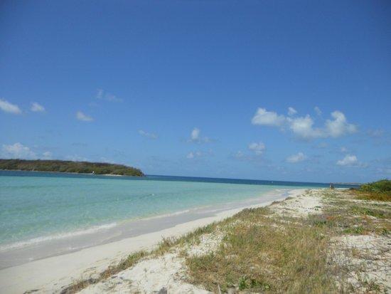 Blue Beach: La playa es muy linda!