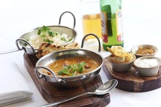 Tiger Green Brasserie: Main Course