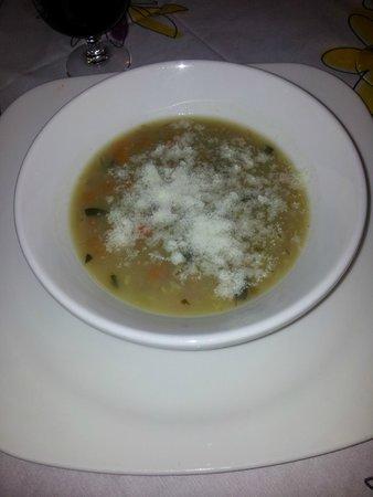 Hotel Al Sole: minestra