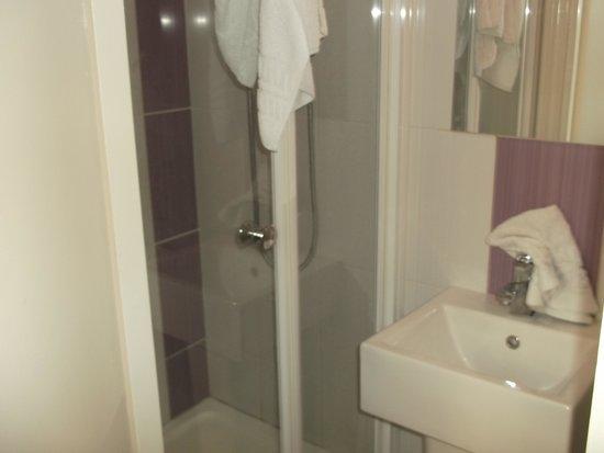 Euro Lodge Clapham : Bagno