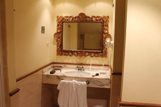 Palacio Azcarate: precioso baño
