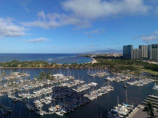 Hawaii Prince Hotel Waikiki: View from Room