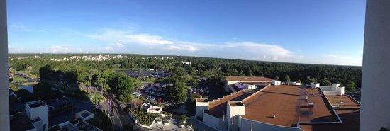 Hilton Orlando Buena Vista Palace Disney Springs : Hotel room view