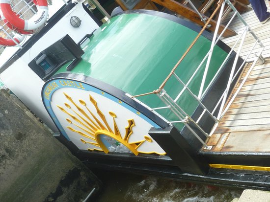 Dartmouth Steam Railway and River Boat Company: Paddle Steamer Paddle