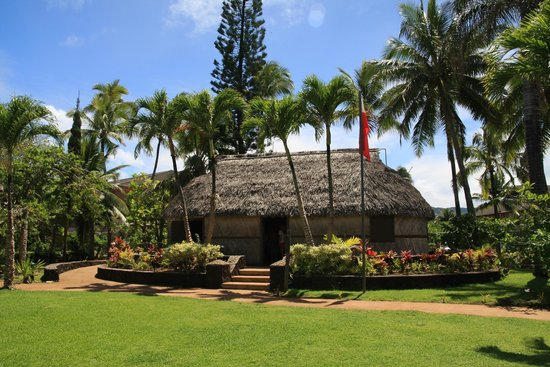 Polynesian Cultural Center: Typical of the PCC