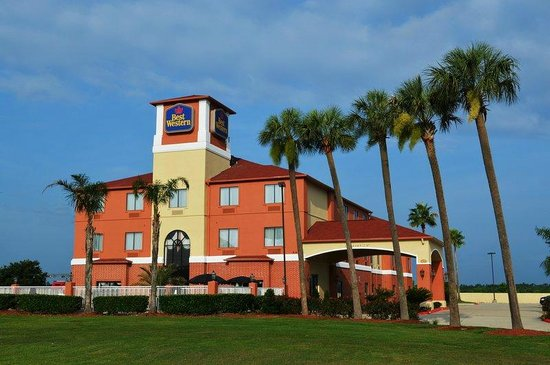 Best Western Orange Inn & Suites: Exterior