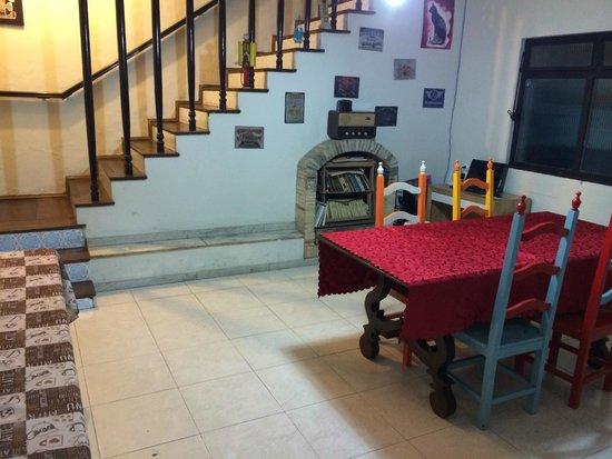Buena Vista Hostel: Comedor