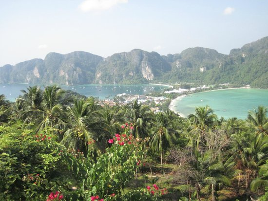 Phi Phi Villa Resort: View point