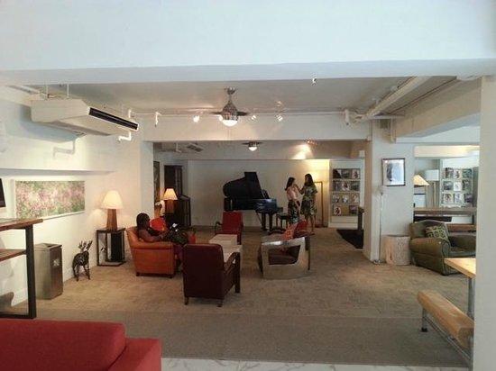 Mini Hotel Central Hong Kong: Main ground floor