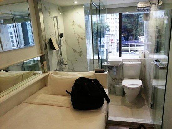 Mini Hotel Central Hong Kong: Room