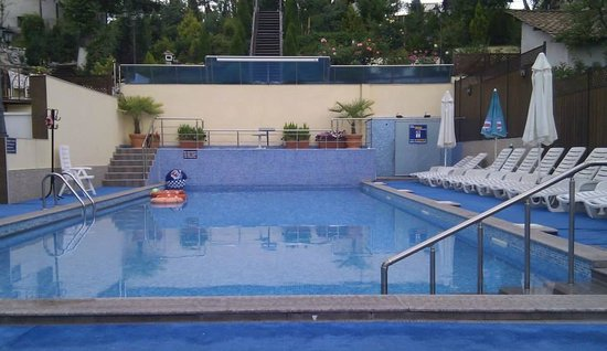 Aquilon Residence & Spa: New outdoor swimming pool /mineral water/
