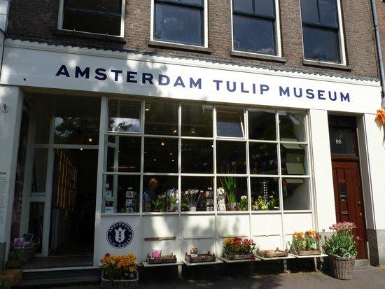 Amsterdam Tulip Museum : front