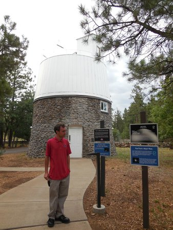 Lowell Observatory: Where Pluto was discovered