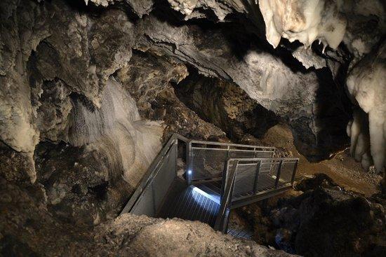 Grotta della Galleria del Treno