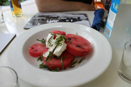 Sip Sip: Watermelon salad