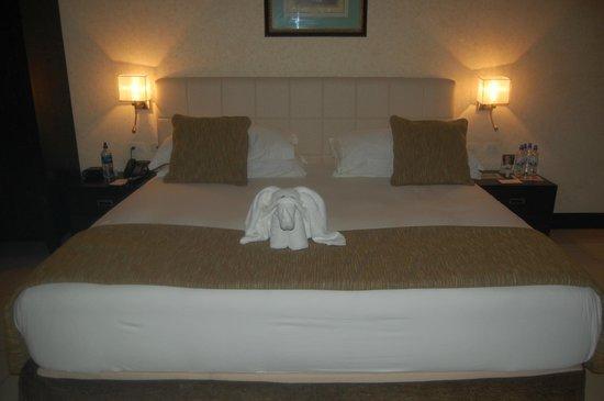 The Royal Corin Thermal Water Spa & Resort: Junior Suite Lunamielera