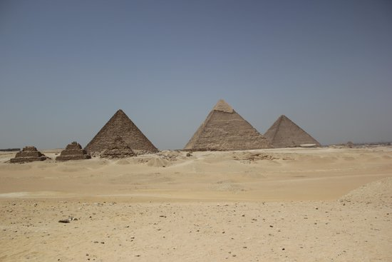 Sharm Excursions : The Pyramids