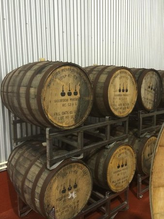 King Family Vineyards : Their Seven Port is aged in Bourbon barrels.  The winery tour is epic!
