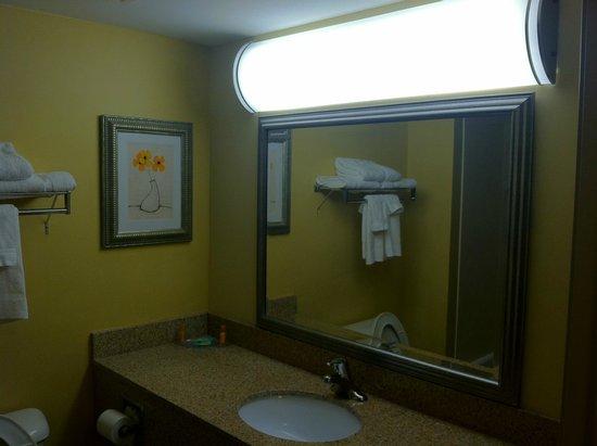 La Quinta Inn & Suites Richmond - Kings Dominion: Bathroom