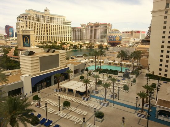 Planet Hollywood Resort & Casino: One of the best views!
