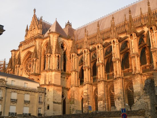 Cathédrale Notre-Dame de Reims : Cattedrale