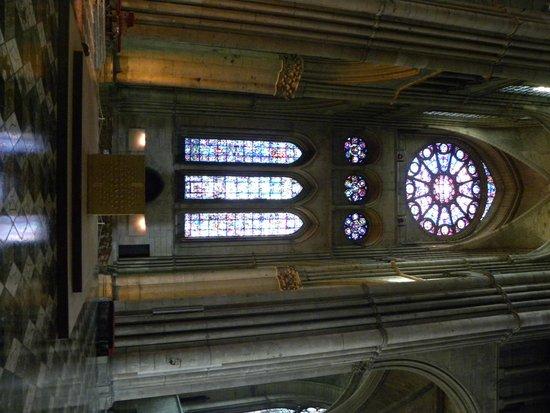 Cathédrale Notre-Dame de Reims : Interno