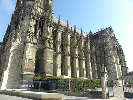 Cathédrale Notre-Dame de Reims : Esterno