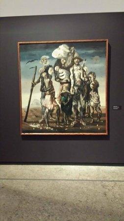 """Museu de Arte de Sao Paulo Assis Chateaubriand - MASP: Portinari magnífico. """"Os retirantes"""""""