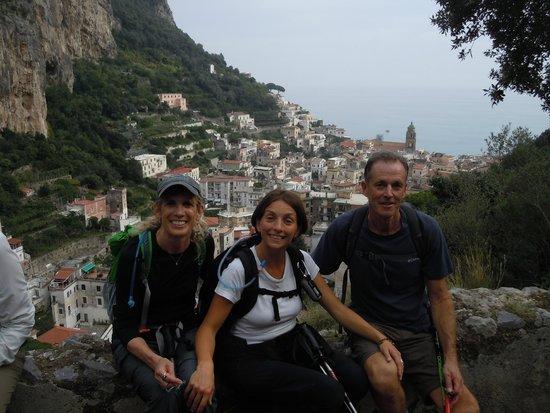 Sara Testi ,Hiking, Walking and Tour Guide in Siena & Tuscany: Amalfi Coast