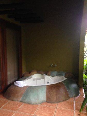 Hotel Mountain Paradise: jacuzzi