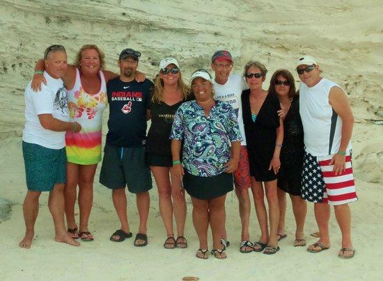 Grand Park Royal Cancun Caribe: Group shot minus 2.