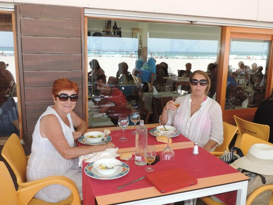 Paella de marisco restaurante casa domingo playa de san for Casa domingo alicante
