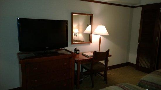 Hotel Alyeska: Room