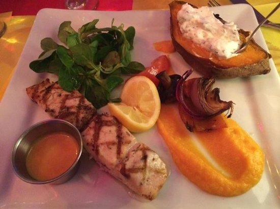 La Plage: Grilled mahi