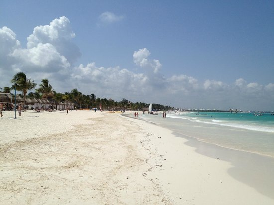 Secrets Maroma Beach Riviera Cancun : the beach