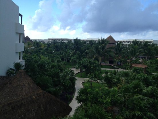 Secrets Maroma Beach Riviera Cancun : view from our room