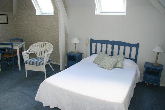 Hotel de La Cote Fleurie: Ma chambre (vue n°  2)