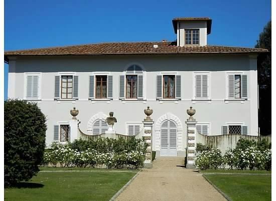 Villa Olmi Firenze: Villa