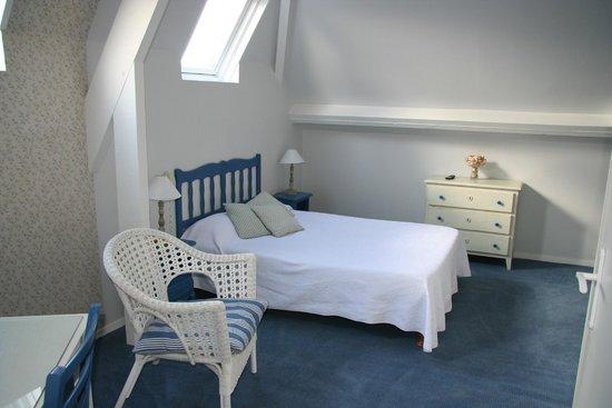 Hotel de La Cote Fleurie: Ma chambre (vue n° 1)